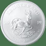 Silver Bullion Krugerrand